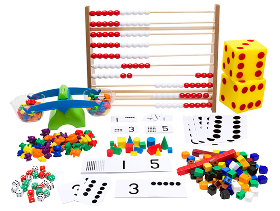 Eureka Math Manipulatives