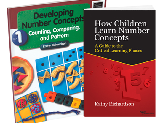 Kathy Richardson Developing Number Concepts