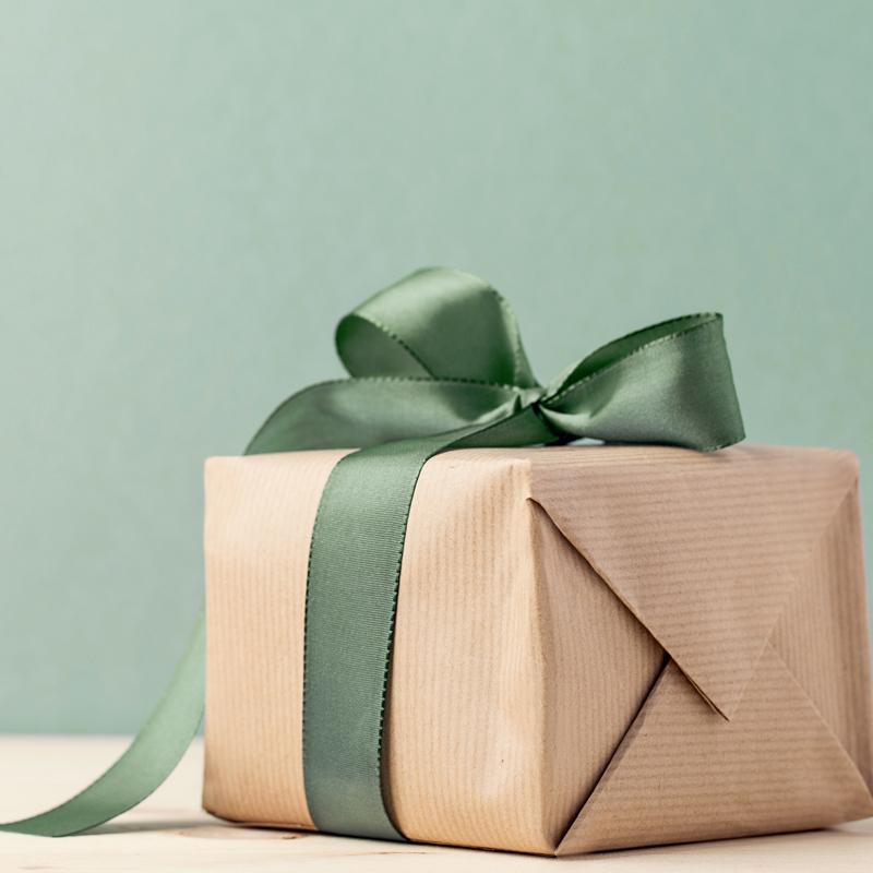 Classroom Gift Wrap Challenge