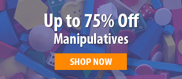 Save on Math Manipulatives with Bulk Pricing