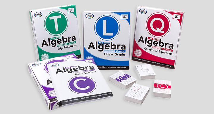 The Algebra Game: The Practice Solution You've Been Missing