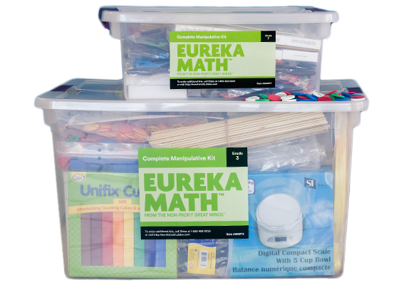 Shop Eureka Math