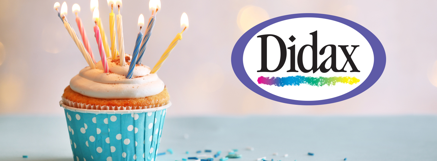 Happy Birthday Didax
